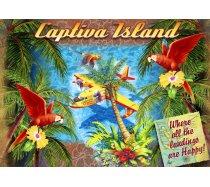 Bluebird - 1500 darabos -70104- Parrot Palm Clipper