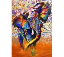 Bluebird - 1500 darabos - 70101 -African Colours