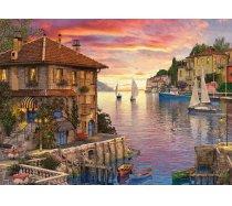 Eurographics - 1000 darabos -6000-0962 - Dominic Davison - Mediterranean Harbor