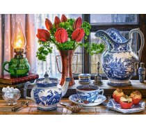 Castorland - 1500 darabos -151820- Still Life with Tulips