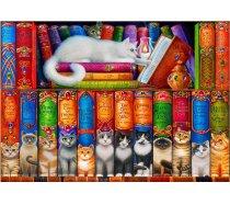 Bluebird - 1000 darabos -70216- Cat Bookshelf