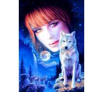 Bluebird - 1000 darabos -70133- Wolf Girl
