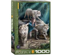 Eurographics - 1000 Pieces -6000-5476 - Anne Stokes - The Power of Three