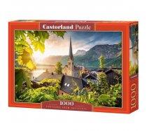 Castorland - 1000 darabos -104543 - Postcard from Hallstatt