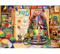 Bluebird - 1000 darabos -70239-P - Life is an Open Book Paris