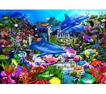 Bluebird - 1000 darabos -70145- Lost Undersea World