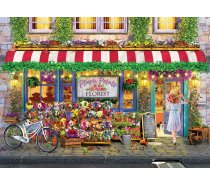 Eurographics - 1000 darabos -6000-5518- Plush Petals Flower Shop