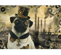 Schmidt - 1000 darabos -59645 - Steampunk Dog