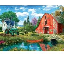 Eurographics - 1000 darabos -6000-5526- The Red Barn