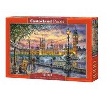 Castorland - 1000 darabos 104437- Inspirations of London