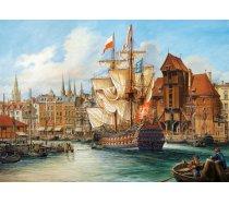 Castorland - 1000 darabos -102914- Poland: Old Gdansk