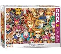 Eurographics - 1000 darabos -6000-5534- Venitian Masks