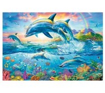 Trefl - 1500 darabos -26162- Dolphin Family