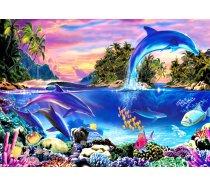Bluebird - 500 darabos -70132- Dolphin Panorama