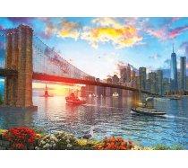 Art - 1000 darabos -5185 - Sunset in New York