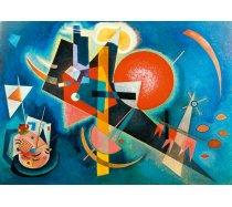 Bluebird - 1000 darabos - 60021 - Kandinsky - In Blue, 1925