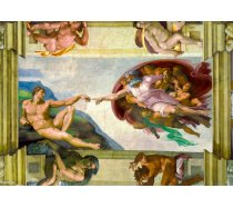 Bluebird - 1000 darabos - 60053 - Michelangelo - The Creation of Adam, 1511