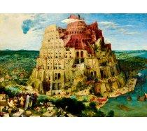 Bluebird - 1000 darabos - 60027 - Pieter Bruegel the Elder - The Tower of Babel, 1563