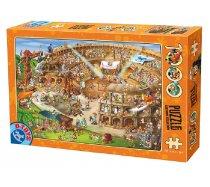 D-Toys - 1000 darabos -74676 - Cartoon Collection - Colliseum