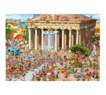 D-Toys - 1000 darabos -70883 - Cartoon Collection - Acropolis