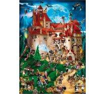 D-Toys - 1000 darabos -74852 - Cartoon Collection - Vampire Party