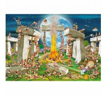 D-Toys - 1000 darabos -70906 - Cartoon Collection - Stonehenge