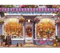 Eurographics - 1000 darabos -6000-5520 - Cups, Cakes & Company