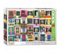 Eurographics - 1000 darabos -6000-5350 - Mediterranean Windows