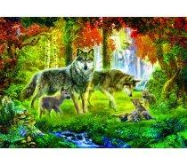 Bluebird - 1000 darabos - 70156 - Summer Wolf Family
