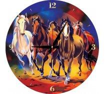 Art - 570 darabos - 5005 - Puzzle Clock - Horses