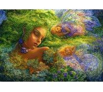 Grafika - 1500 darabos -00294 - Josephine Wall - Moss Maiden