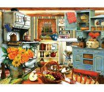 Sunsout - 1000 darabos -28851- Tom Wood - Grandma's Country Kitchen
