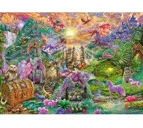 Schmidt - 1000 darabos -58966 - Enchanted Dragon Country
