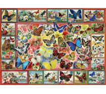 Perre-Anatolian - 1000 darabos - 1094 - Lots Of Butterflies