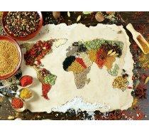 Perre-Anatolian - 1000 darabos - 1045 - Herbal World Map