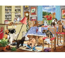 Otter-House - 1000 darabos - 74747 - Dogs In The Dining Room