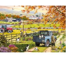 Otter-House - 1000 darabos - 75088 - Countryside Morning