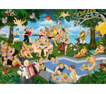 Schmidt - 1000 darabos -59687 - Beryl Cook - Summer Festival