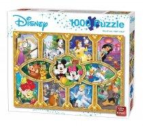 King - 1000 darabos - 05279 - Disney Magical Moments (SÉRÜLT)