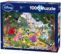 King - 1000 darabos - 05278 - Disney Princess