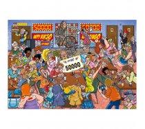 Jumbo Wasgij - 1000 darabos - 19182 - Mystery 19 - Bingo Blunder