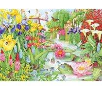 Falcon - 1000 darabos - 11282 - Flower Show - The Water Garden