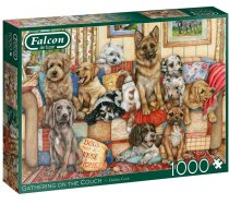 Falcon - 1000 darabos - 11293 - Gathering on the Couch
