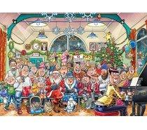 Jumbo Wasgij - 2x1000 darabos - 19183 - Wasgij Christmas 16 - Christmas Show!