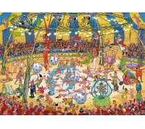 Jumbo - 1000 darabos - 19089 - Jan Van Haasteren - Acrobat Circus