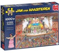 Jumbo - 1000 darabos - 20025 - Jan Van Haasteren - Eurosong Contest