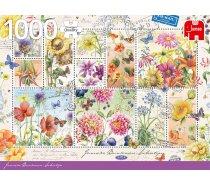 Jumbo - 1000 darabos - 18812 - Flower Stamps Summer