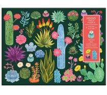Galison - 1000 darabos - Desert Flora (formákkal)