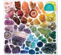 Galison - 500 darabos - Rainbow Crystals