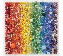Galison - 500 darabos - Rainbow Marbles